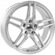 "Llanta RACER ZENITH /S 5,5 X 13"" (4X108) ET18 SILVER"