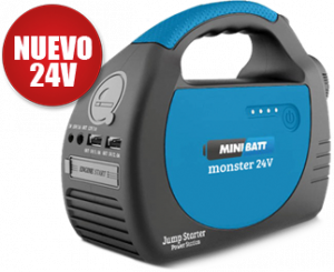 miniBatt Monster