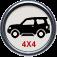 neumático para 4x4